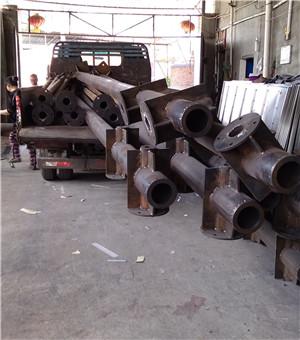 钢管立柱加工厂
