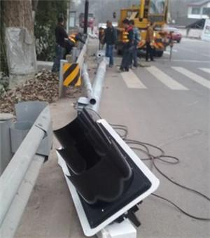 甘孜州机动车信号灯安装