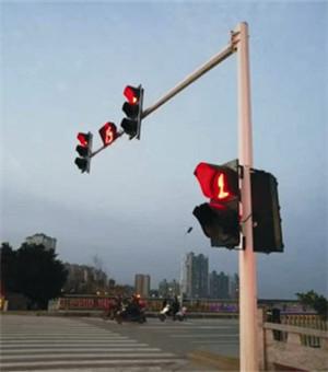 四川机动车红绿灯安装
