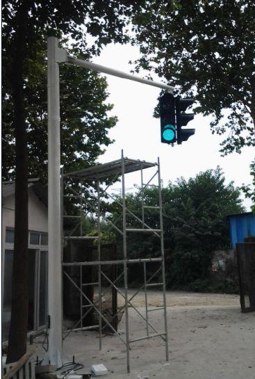 驾校场地红绿灯安装