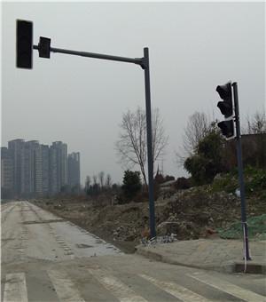 阿坝信号灯施工